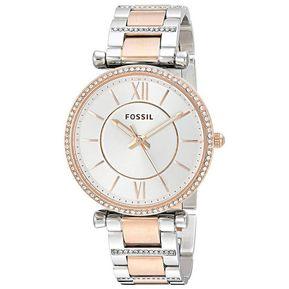 222a396a7e60 Reloj Analógico marca Fossil Modelo  ES4342 color Dorado para Dama