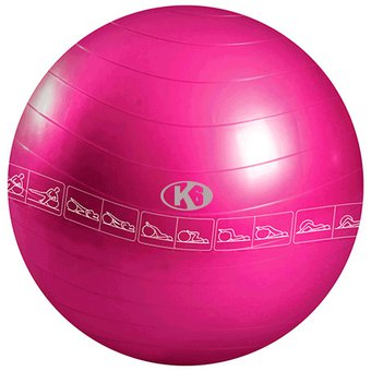 Compra Balón Pelota Para Pilates Y Yoga 65 Cm Con Bomba K6 online ... fe2ce47b304f