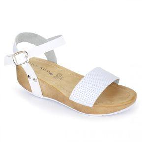 9757acd22c7 Sandalia para Mujer Emilio Bazan 1021-037823 Color Blanco