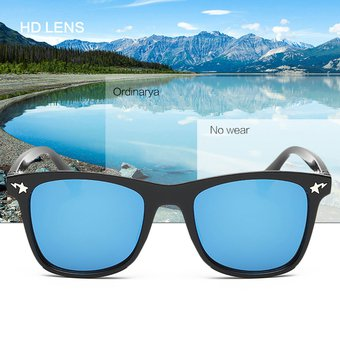 90a2a04372 ER Gafas De Sol Para Niños Hindfield Impermeable A Prueba De Rayos Solares  Niñas Marca Gafas