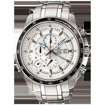 ca3c69252399 Compra Reloj CASIO EDIFICE EF-545D-7AV Plateado Masculino online ...