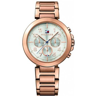 9f66919d43da Compra Reloj Tommy Hilfiger 1781476 para Mujer-Dorado online