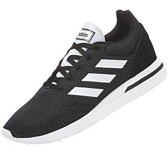 zapatos casuales lujo venta más barata Zapatillas Adidas Run70s Para Hombre - Negro