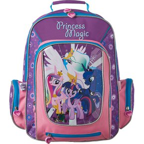 6428a5bcd5a Mochila Escolar Infantil My Little Pony MP82614MB Urbania