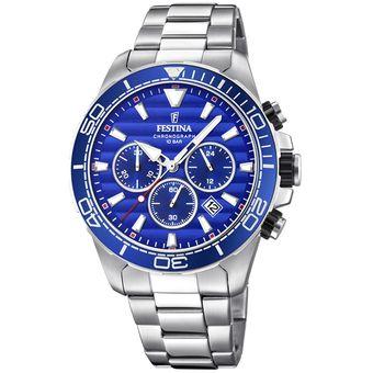 Reloj Festina Plateado Prestige Hombre F203612 rdWBoCxe