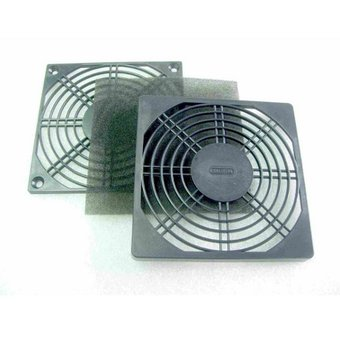 Reja Plastica C/ Filtro Gralf Para Cooler 4 Pulg 120x120mm