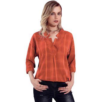 bead91b96a8f Compra Sueter Chompas Genérico Mujer Naranja online | Linio Perú