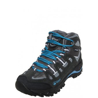 Zapato Puelo CS Hi Gris / Azul Lippi