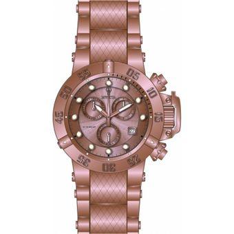 ebadc6cd13a0 Compra Reloj INVICTA Gabrielle Union 23178- Oro Rosado online ...