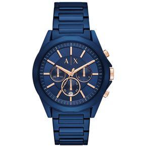 ff67e7c74172 Reloj Armani Exchange AX2607 para Caballero - Azul