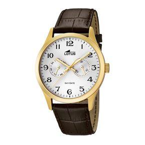 3bfef76461b6 Reloj 15957 4 Café Lotus Hombre Minimalist Lotus