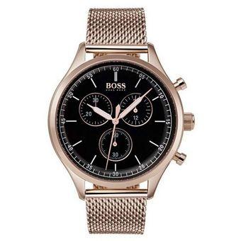 c03dab6dd6c6 Compra Reloj Hugo Boss Companion 1513548 para Caballero-Dorado ...