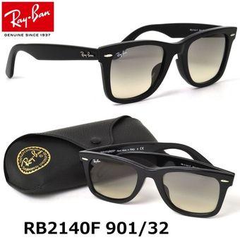 8eb5734ac4 Compra Lentes De Sol Ray Ban Wayfarer RB2140 901/32 Black Degrade ...
