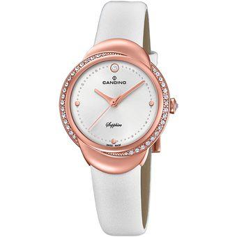 101fde83f79b Compra Reloj C4625 1 Blanco Candino Mujer Elegance D-Light Candino ...