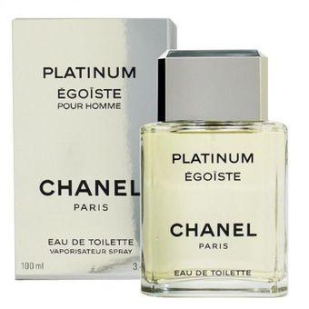 17083839c1e Compra Egoiste Platinum De Chanel Eau De Toilette 100 Ml online ...