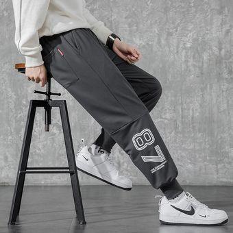Moda 2020 Pantalones De Chandal Para Hombre Ropa Deportiva Casual Para Hombre Pantalones De Chandal Informales De Hip Hop Pantalones De Bolsillo Bl1920 Grey Linio Mexico Ge598fa0jds47lmx