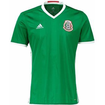 timeless design 23b7d 1aacf Jersey Adidas De La Seleccion De Mexico Version Profesional Adizero Verde