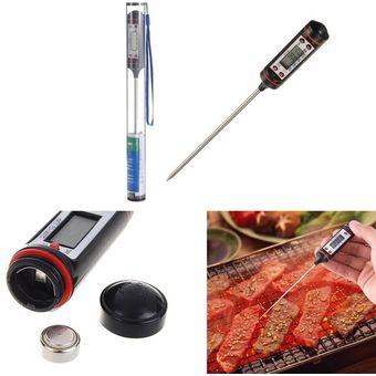 termmetro de barbacoa para cocina digital probe digital