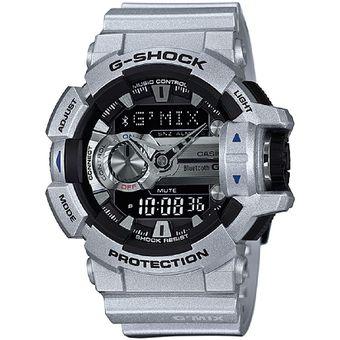 8d9f731b2ea1 Compra Reloj Casio G-Shock GBA-400-8BDR-Gris online