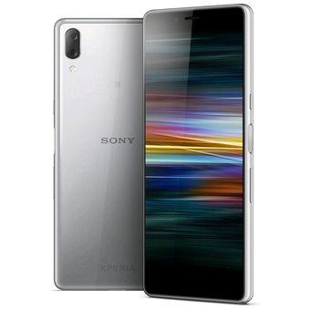 Sony Xperia L3 Dual Sim 32GB Plata RAM 3GB LTE I4332