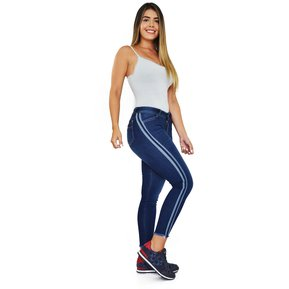 2814dbe165 Pantalon Mujer Pink Star Jeans Levantacola Colombianos