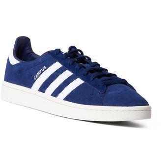 Zapatilla Adidas Campus Para Hombre Azul