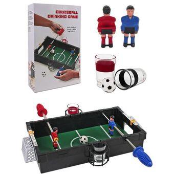 Compra Juego De Mesa Para Beber Futbolin Futbolito Copas Licor