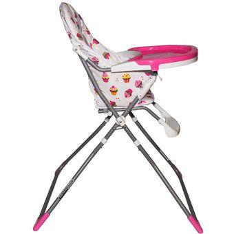 16fe3320e Compra INFANTI - HC15B NEW CANDY SILLA DE COMER ROSADO online ...