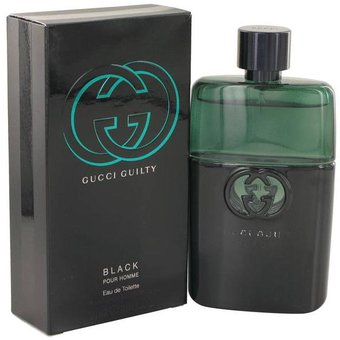 b42c1d93401a7 Compra Gucci Guilty Black Caballero 90 Ml Edt Spray online