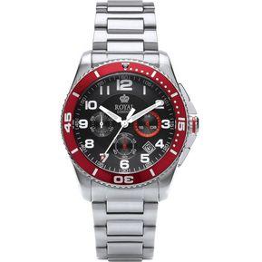 b8c7f1d9af21 Royal London - Reloj 41339-02 Chronograph para Hombre