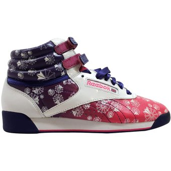 e8cce626d Compra Zapatos de mujer Reebok F/S Hi 32-181421 Púrpura online ...
