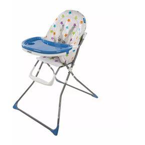 830ffc29a SILLA DE COMER NEW CANDY AZUL - INFANTI