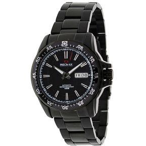 59d1ff0a4209 Reloj Precimax Hombre Automático Correa Acero Inoxidable PX12093