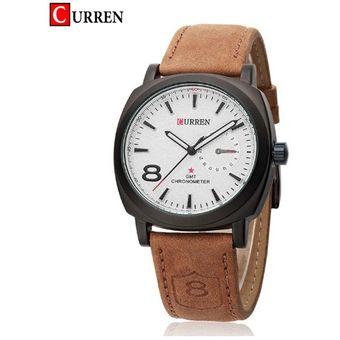 92f0250e0c421 Compra Reloj Curren 8139 Casual - Blanco online