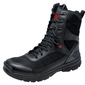 3f368717 Botas Omar Castell Para Hombre Industrial - 4344 Negro
