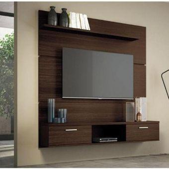 Compra panel tv 32 a 55 ikean flat caf online linio chile - Muebles rusticos para tv ...