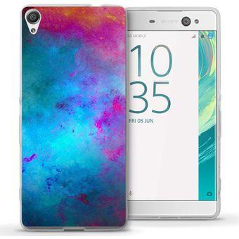 48885911986 Compra Funda Para Celular Sony Xperia XA - Color Paint online ...