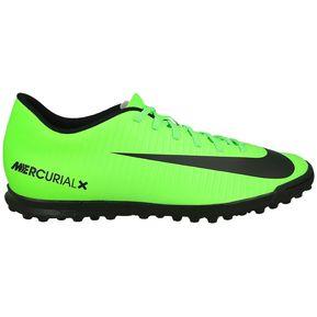 c86834310 Guayos Fútbol Hombre Nike MercurialX Vortex III TF -Verde
