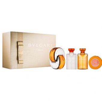 Cofre Bvlgari Omnia Indian Garnet Fem 65 ml. EDT - Bvlgari perfumes más elegidos