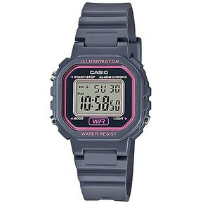b8cbe3d713f9 Reloj CASIO LA-20WH-8ACF Classic Collection Digital Multifunción-Gris