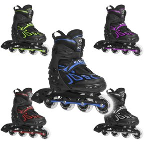 Par De Patines En Linea Talla Mediana Altera Ajustables cd548be273ae