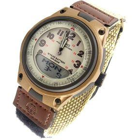 0959a2691c1e Reloj Casio Aw80v Luz Cronometro 30memorias Alamas 50mts -Café