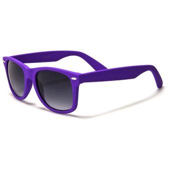 fd00148b06 Gafas De Sol Filtro Uv 400 Lentes Estilo Clásico Wfarer WF04STJMorado