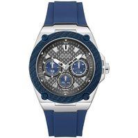 Reloj Hombre Negro linio Dorado Caliber Para Guess Con W0864g2 sxothrBdCQ
