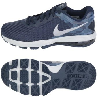 Zapatos Training Hombre Nike Air Max Full Ride Tr 1.5 Azul