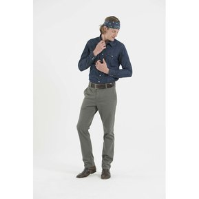 26f909d892 PANTALÓN LEVIS 511 HYBRID TROUSE DUSTY GREEN TWILL