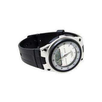 6e3e89ec3d67 Compra Reloj Casio Hombre AW-80-7A Hora Munesferas - Negro online ...