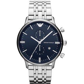 b3a2ca3bcd98 Reloj Análogo Armani Mod  AR1648 color Plata para Cab