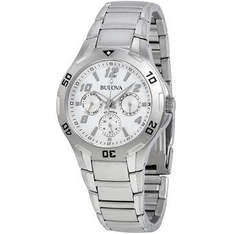 ced34aa69535 Compra Bulova - Reloj 96C32 Marine Star Multifunción Para Hombre ...