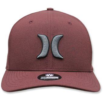 b59c914e02cd5 Compra Gorra Hurley Drifit Heather Hats In Mahogany online